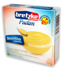 Vanilla Pudding 50g