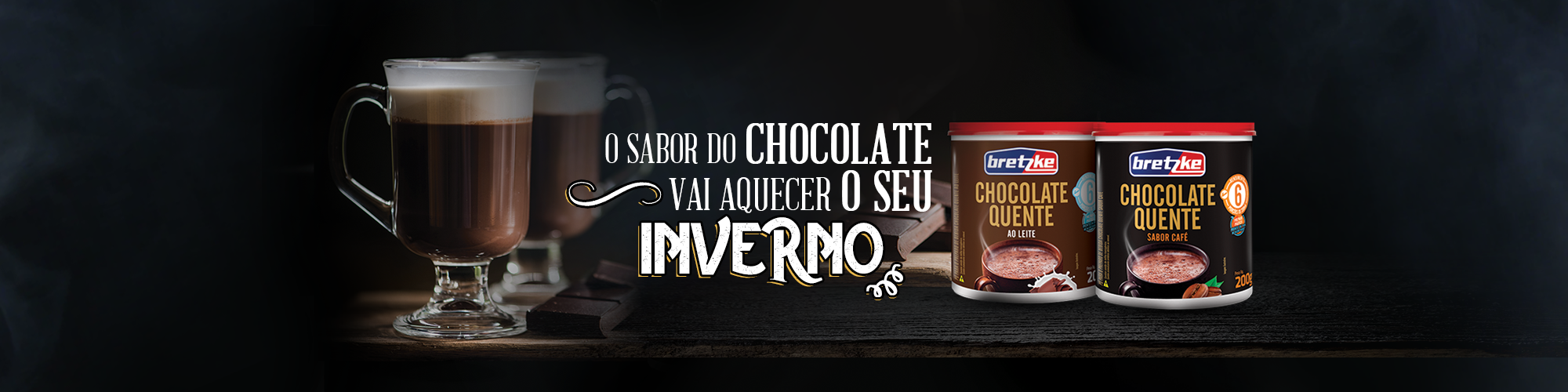 Chocolate Quente 2019